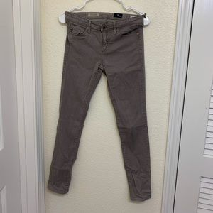 Ag Adriano Goldschmied Jeans - AG The Stevie Slim Straight Ankle